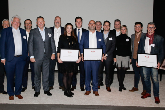 Laureaten Trends Gazellen 2019